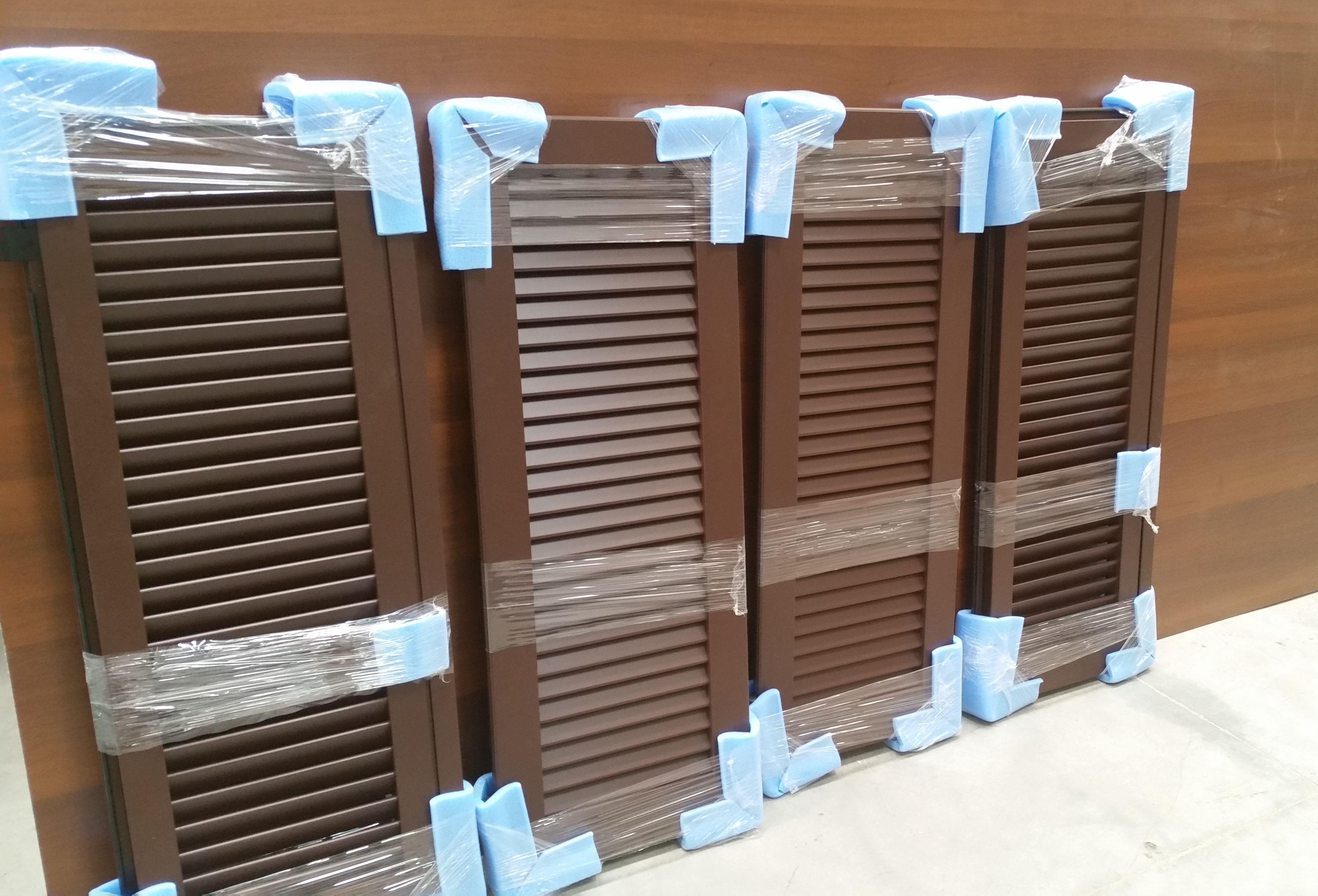Persiane in legno usate finestre e persiane in legno for Finestre pvc usate